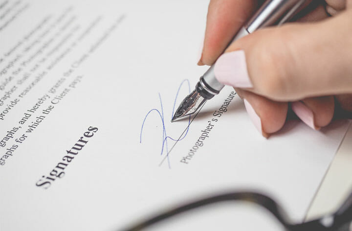 Garner & Hancock, Oaths & Certification - Witnessing Signatures