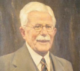 William Garner Portrait