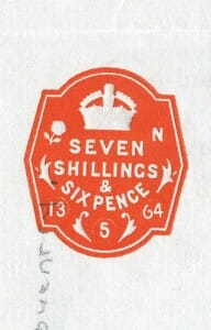 Sealed Stamp