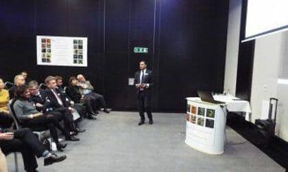 Seminar at Syon Park