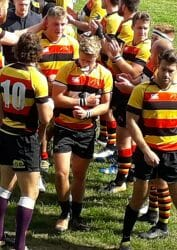 Matthew Goddard – Playing for Richmond Rugby Club